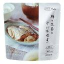 杉田エース イザメシDeli 梅と生姜のサバ味噌煮 135g