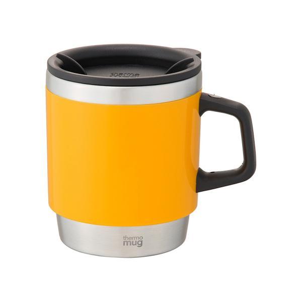 thermo mug/サーモマグ ST17-30 スタッキングマグ イエローの写真