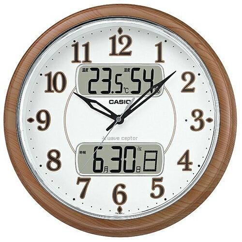 CASIO 壁掛け時計ITM-900FLJ-5JFの写真