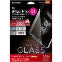 iPad Pro 11インチ 2018年モデル 保護フィルム ガラス ゴリラガラス TB-A18MFLGGGO(1コ入)画像