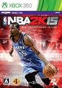 NBA 2K15/XB360//A 全年齢対象 日本マイクロソフト 9J500001