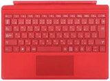 Microsoft Surface Pro 4 タイプ カバー レッド QC7-00074 QC700074