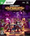 Minecraft Dungeons Ultimate Edition/XSX/ 日本マイクロソフト KBI-00010