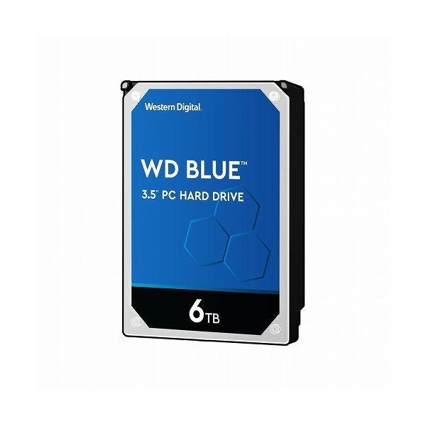 WD WD60EZAZ 3.5インチ 内蔵HDD