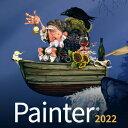 ソースネクスト Corel Painter 2022 for Windows 版 AMI06606