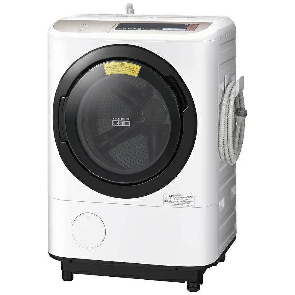 HITACHI ドラム式洗濯乾燥機 BD-NX120BL(N)の写真