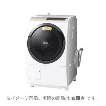 HITACHI ドラム式洗濯乾燥機 BD-SV110ER(W)の写真