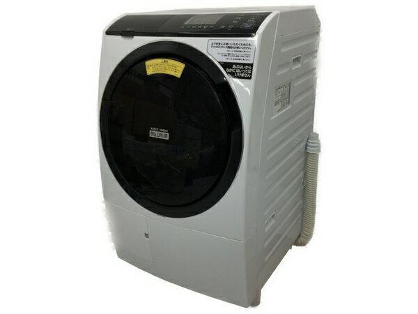 HITACHI ドラム式洗濯乾燥機 BD-SG100EL(W)の写真