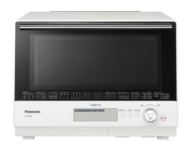 Panasonic  スチームオーブンレンジ ビストロ NE-BS805-Wの写真
