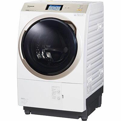 Panasonic  ななめドラム洗濯乾燥機 約40 ℃おしゃれ着コース搭載 NA-VX9900L-Wの写真