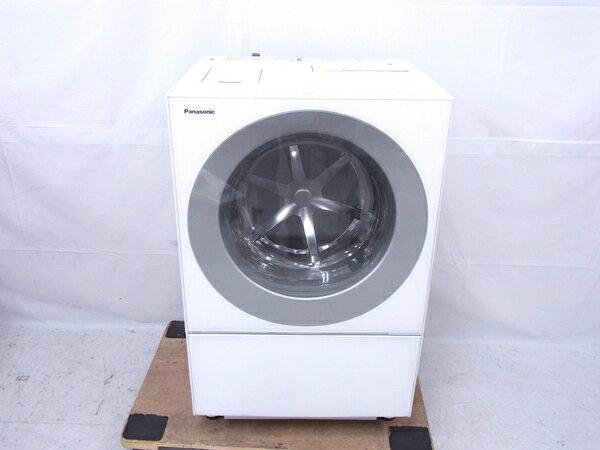 Panasonic  ななめドラム洗濯乾燥機 Cuble NA-VG730L-S