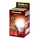 パナソニック Panasonic LED電球 E26 /電球色 LDA7LGDSK6