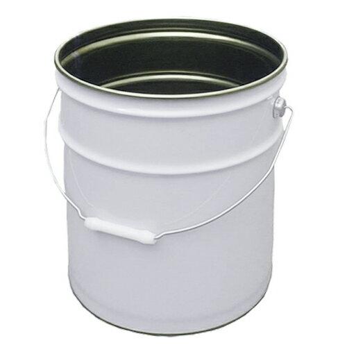 ジャパンペールスチール缶 ペール缶20L 白