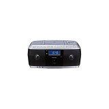 東芝 CDラジオカセットレコーダー(CDラジカセ) シルバー TY-CDK8(S)