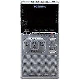 東芝 ポケットラジオレコーダー シルバー TY-RPR1(S)