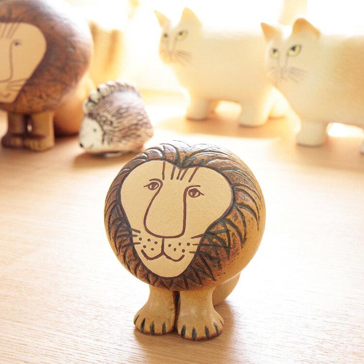 lisalarson リサラーソン lion ライオン semi mediun セミ ミディアムの写真