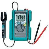 共立電気計器 AC/DCクランプ付デジタルマルチメータ MODEL2000