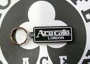 ACECAFE LONDON エースカフェロンドン ラバー・キーホルダー 角タイプ