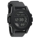 NIXON 腕時計 ニクソン 腕時計 THE UNIT ユニット BLACK ブラック NA197000-00
