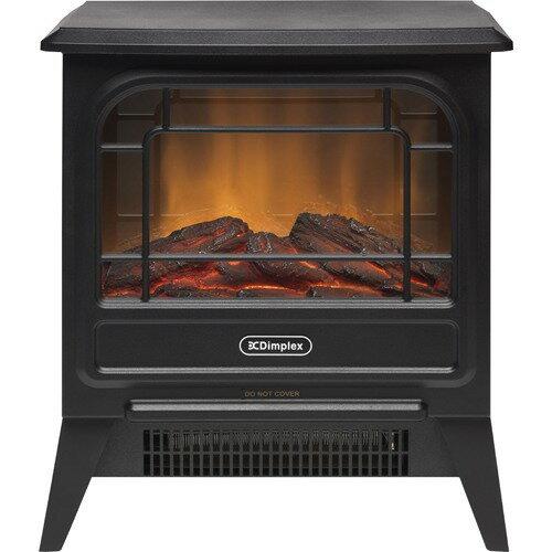 ディンプレックス オプティフレーム 電気暖炉 Micro Stove BK ブラック(1台入)の写真