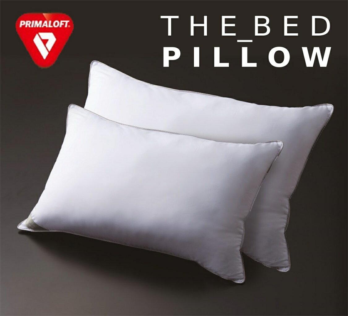 プリマロフト使用 ザベッドピロー クイーンホテル 枕
