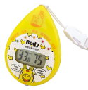 DESIGN FACTORY(デザインファクトリー) ロディ 携帯型熱中症計 ストラップ付き 6968 (熱中症予防)