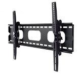 汎用・液晶プラズマテレビ用壁掛け金具:角度調節付 - ブラック - PLB-ACE-101LB