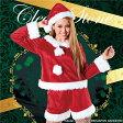 クリスマス衣装 Ladys ホットパンツサンタ 02