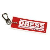 ドレス(DRESS)キーホルダーLD-OP-0850