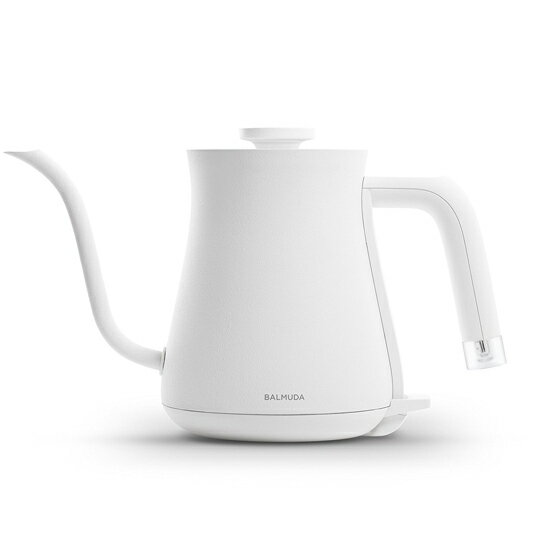 BALMUDA The Pot 電気ケトル K02A-WH 0.6L