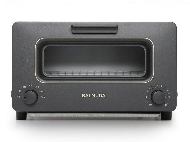 バルミューダデザイン スチームオーブントースター BALMUDA The Toaster K01E-KGの写真