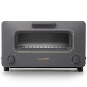 バルミューダデザイン スチームオーブントースター BALMUDA The Toaster K01E-DCの写真