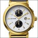 Guy Laroche TIMEPIECES G2007-03 ギ・ラロッシュ メンズウォッチ クォーツ 国内 White Dial / Brown leather