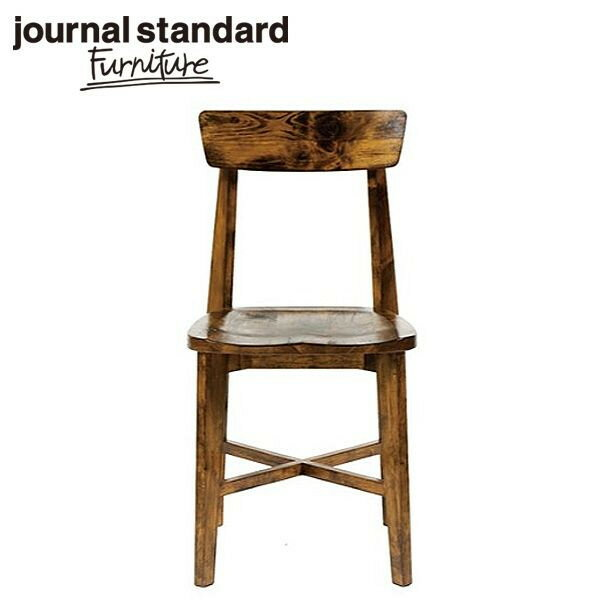 journal standard Furniture CHINON CHAIR WOOD SEATの写真