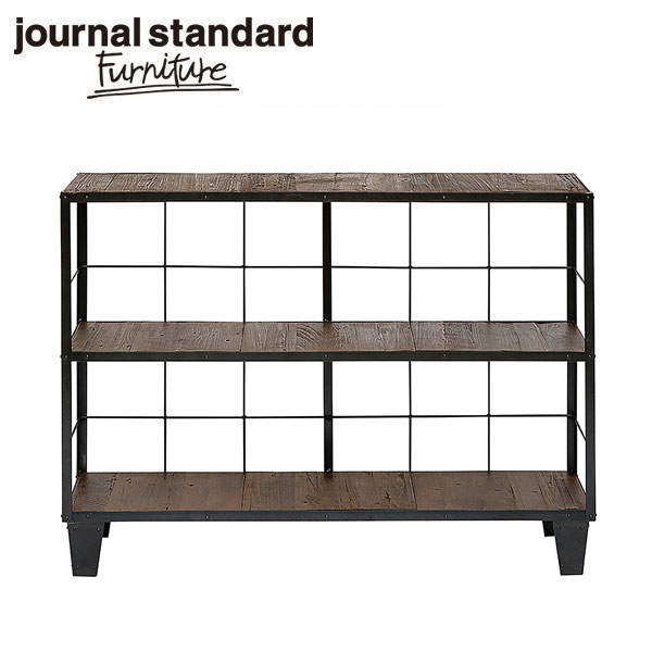 journal standard Furniture ジャーナルスタンダードファニチャー CALVI WIDE SHELF カルビ ワイドシェルフ 幅123cm