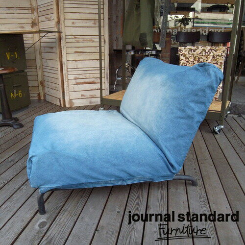 journal standard Furniture RODEZ CHAIR COVER DENIM 1P
