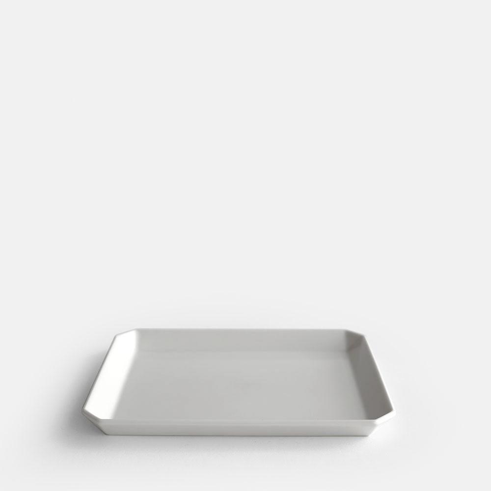 有田焼/磁器 1616/arita japan TY SquarePlate165White TYスクエアプレート165 ホワイトの写真