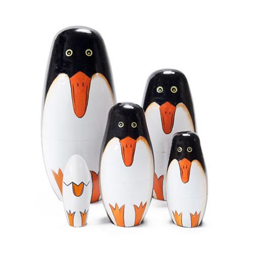 ペンギンリョーシカの写真