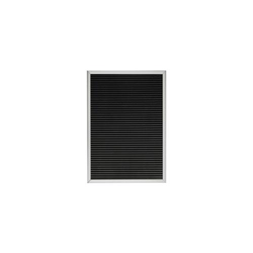 看板 ボード スタンド 壁掛け レターボード Sサイズ アルミニウムの写真