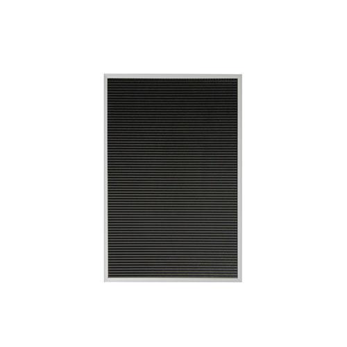 看板 ボード スタンド 壁掛け レターボード Mサイズ アルミニウムの写真
