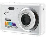 報映テクノサービス JOY500FESWH ジョワイユ デジタルカメラ シルバーホワイト
