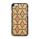 M's select  BANTE YANTE iPhone6専用ケース 木製パネル仕様 lippy tile P6BY-DS4