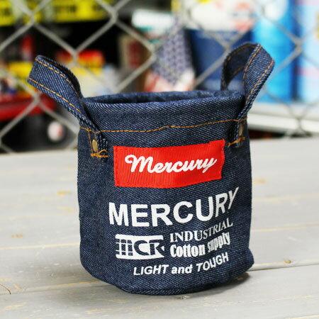 MERCURY/マーキュリー マーキュリー ミニバケツ デニムの写真