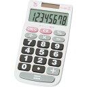 ADESSO(アデッソ) やさしい電卓 小型 YD-460