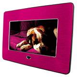 ゾックス 7インチ液晶デジタルフォトフレーム DS-DA70N108MG マゼンタ (内蔵メモリ2GB付き)