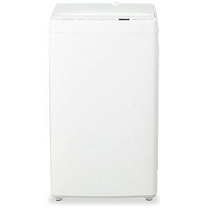 TAGlabel by amadana タグレーベル バイ アマダナ 全自動洗濯機 automatic washing machine AT-WM45B(WH) ホワイト 洗濯4.5kg /乾燥機能無 /上開き