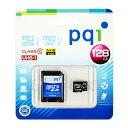 PQI JAPAN microSDXCカード UHS- I Class10 128GB MS10U11-128