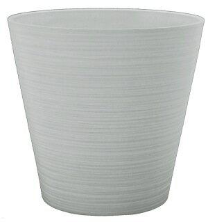 エコフレンドリーポット10号鉢用ホワイト