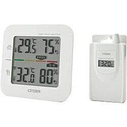 シチズン 温湿度計 THD501(1コ入)の写真