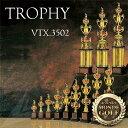 トロフィー VTX3502 ゴルフ(タイプ:A)(松下徽章)